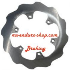 disque de frein plein braking