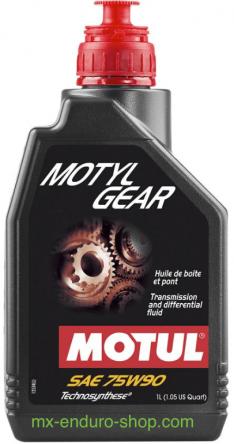huile pour boite de vitesse