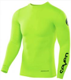 maillot seven jaune flou